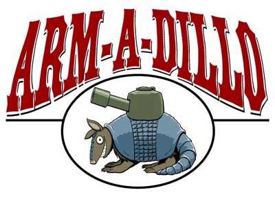 Arm-A-Dillo logo