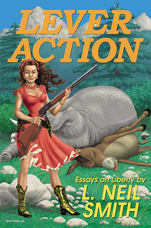 Action essay lever liberty