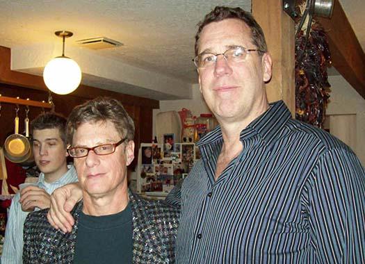 Mike & Steve