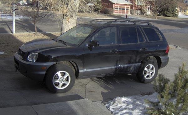 2004 Santa Fe